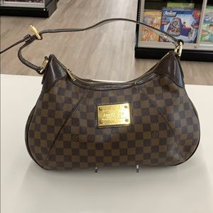 Louis Vuitton Thames Damier GM shoulder bag N48181